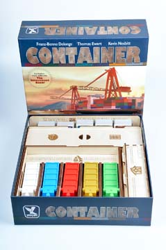 Container Harbor for Container