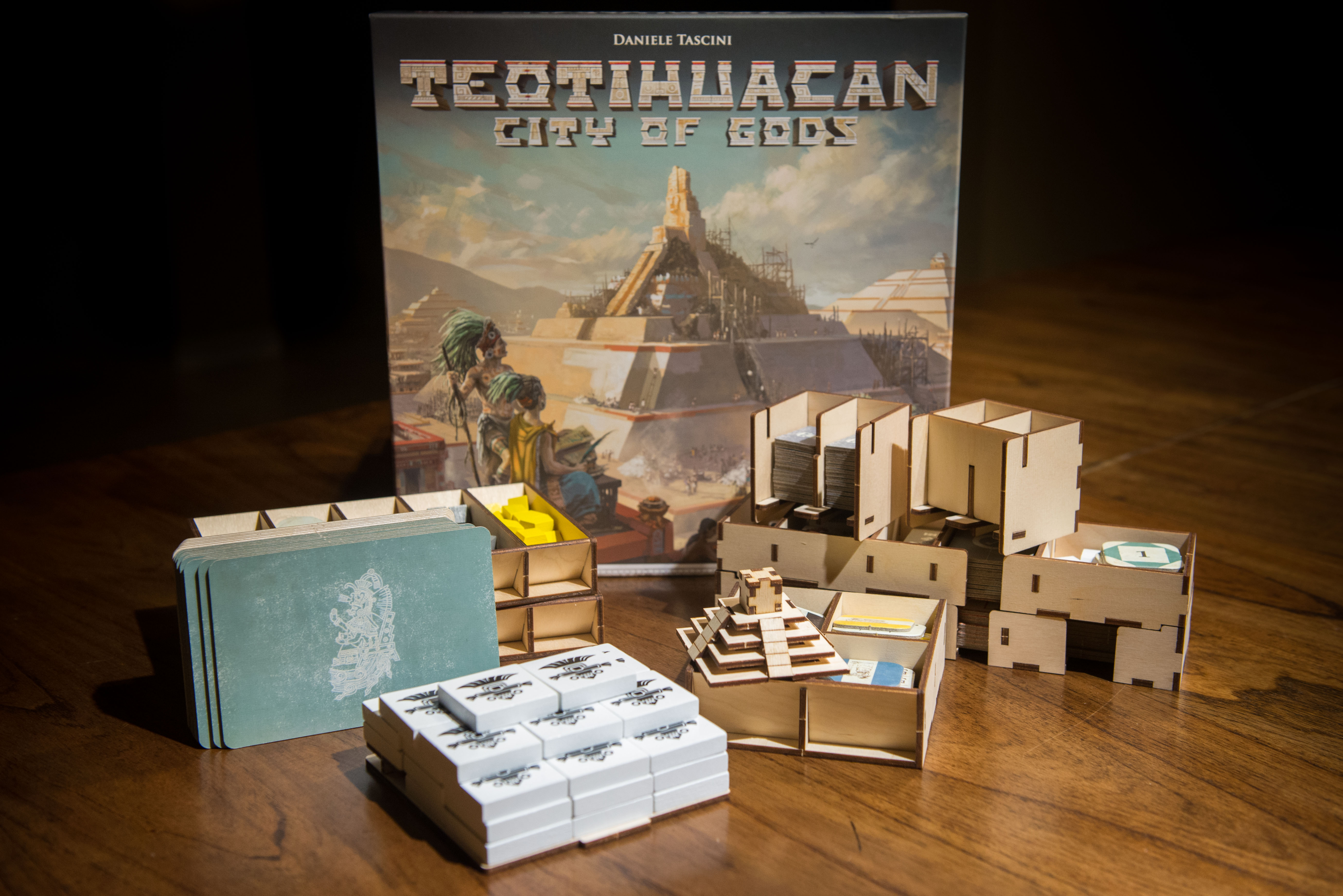 Teotihuacan Temple 2.0 – Cover